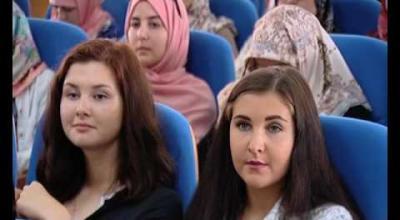 Embedded thumbnail for قناة السادسة ـ دورة تكوينية في اللغة العربية لفائدة طلبة روسيا الاتحادية بكلية أصول الدين بتطوان